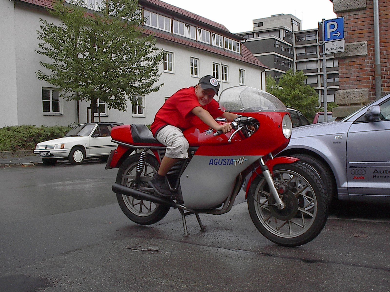 Adrian Graf Motorrad Sammlung